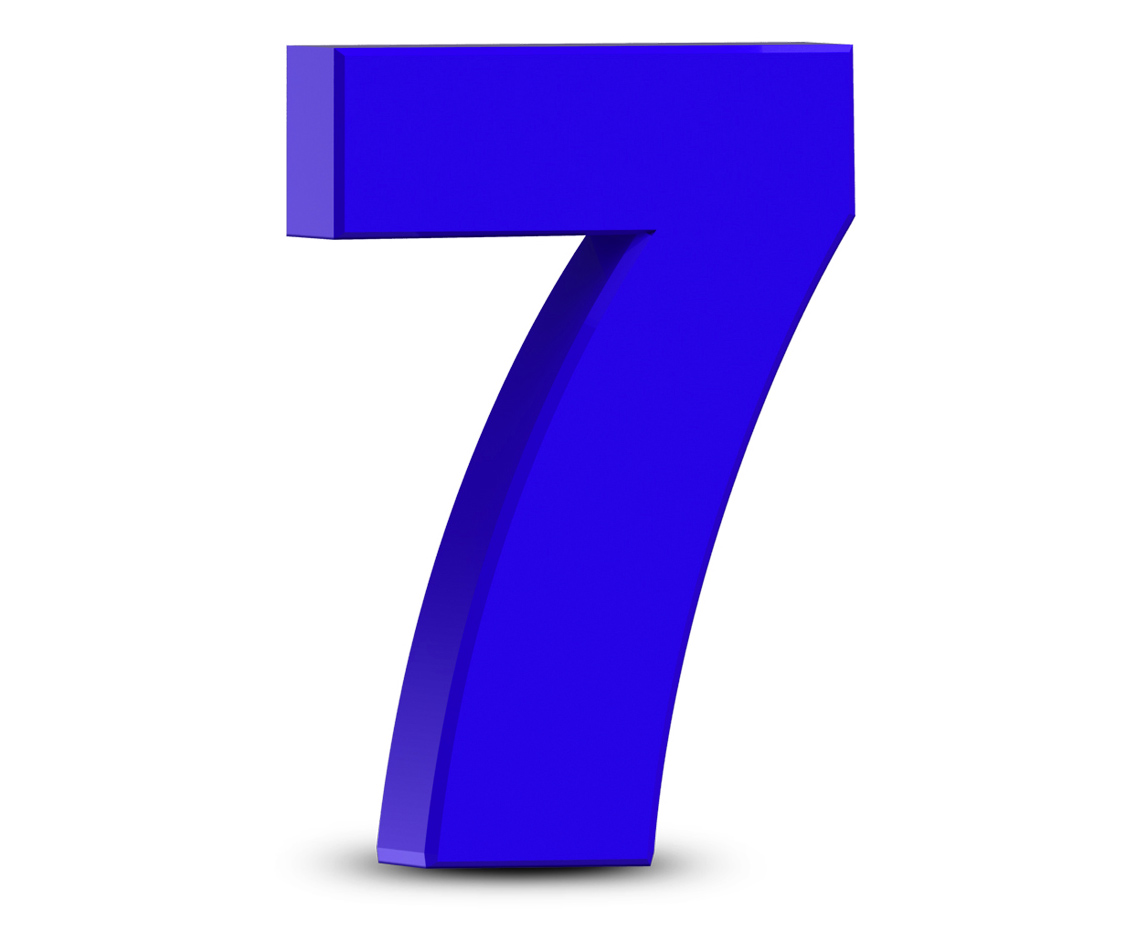 number-7-graphic